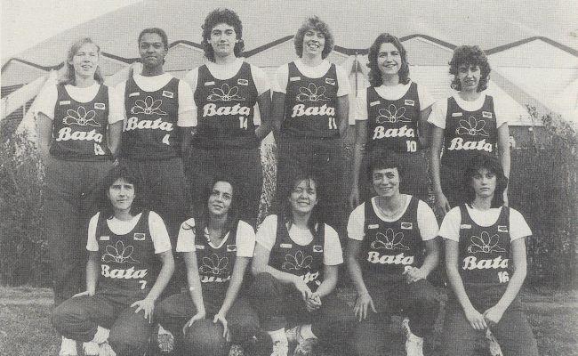 Serie A1 1983 1984 Pallacanestro Femminile Wikipedia