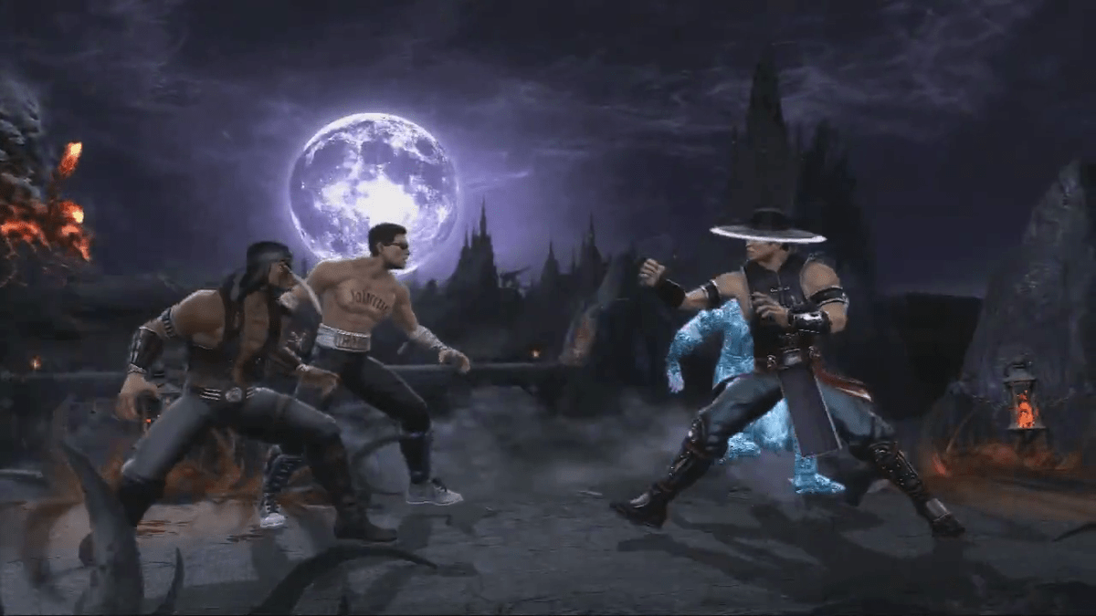 Mortal Kombat Videogioco 2011 Wikipedia