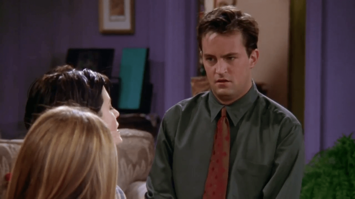Chandler Bing Wikipedia