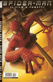 Copertina dell'adattamento a fumetti del film