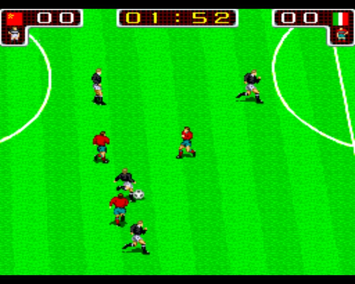 Tecmo World Cup 90  Wikipedia