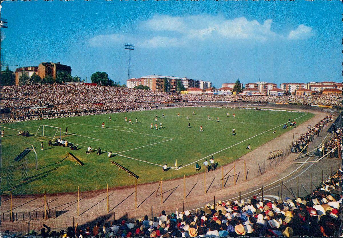 Stadio Danilo Martelli  Wikipedia