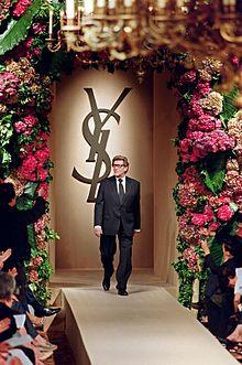 Yves Saint Laurent  Wikipedia