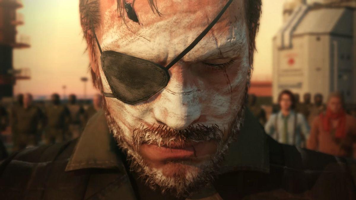Metal Gear Solid V The Phantom Pain  Wikipedia