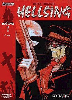 La copertina italiana del primo volume.