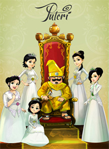Puteri siri animasi  Wikipedia Bahasa Melayu