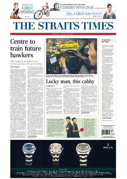 The Straits Times - Wikipedia Bahasa Melayu, ensiklopedia bebas