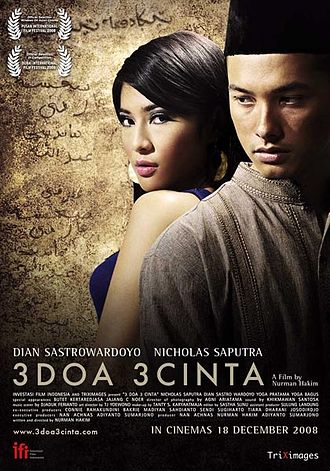3 Doa 3 Cinta : cinta, Cinta, Wikipedia, Bahasa, Melayu,, Ensiklopedia, Bebas