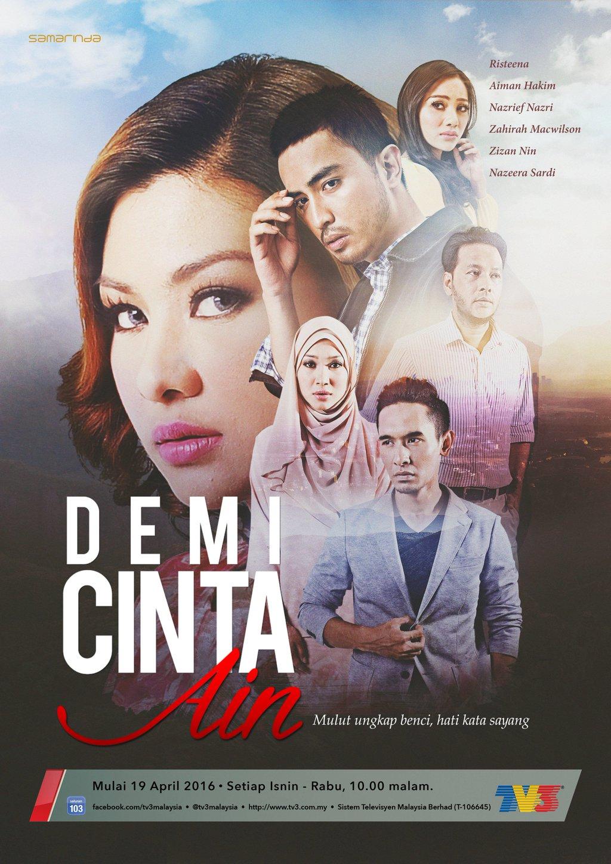 Demi Cinta Ain  Wikipedia Bahasa Melayu ensiklopedia bebas