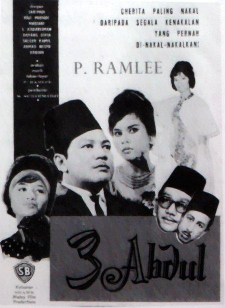 Tiga Abdul  Wikipedia Bahasa Melayu ensiklopedia bebas