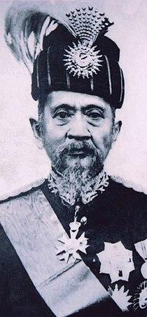Sultan Abdul Hamid Halim Shah ibni alMarhum Sultan Ahmad
