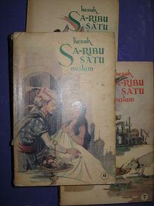 Contoh Kisah 1001 Malam Adalah : contoh, kisah, malam, adalah, Hikayat, Seribu, Malam, Wikipedia, Bahasa, Melayu,, Ensiklopedia, Bebas