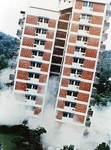 Tragedi Highland Towers  Wikipedia Bahasa Melayu