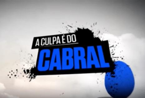 A Culpa  do Cabral  Wikipdia a enciclopdia livre