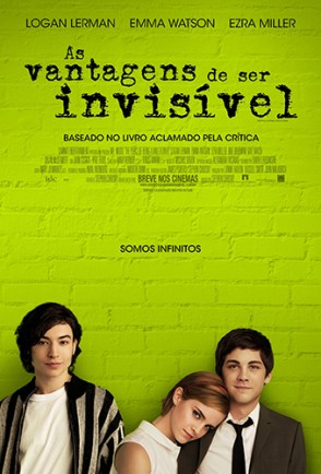 As-Vantagens-de-ser-Invisivel.jpg (339×500)