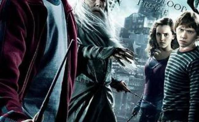 Harry Potter And The Half Blood Prince Filme Wikipédia