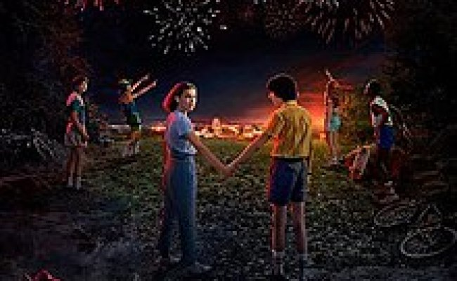Stranger Things 3 ª Temporada Wikipédia A
