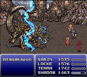 Final Fantasy VI Wikipdia A Enciclopdia Livre