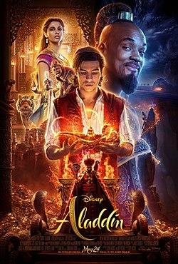 Aladdin Filme De 2019 Wikipdia A Enciclopdia Livre