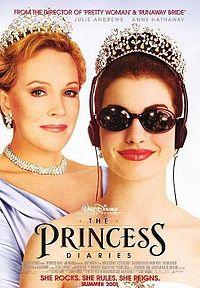 Resultado de imagem para filme o diário da princesa