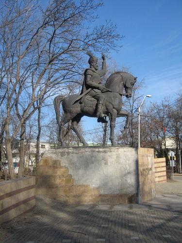 Statuia lui Mihai Viteazul din Iai  Wikipedia