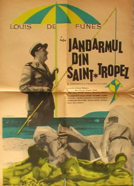 Jandarmul din St Tropez