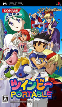 TwinBee (серия игр) — Википедия