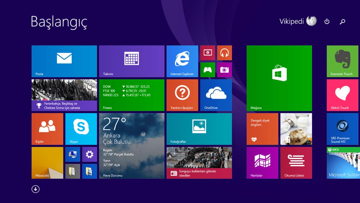 Windows 8.1 - Vikipedi