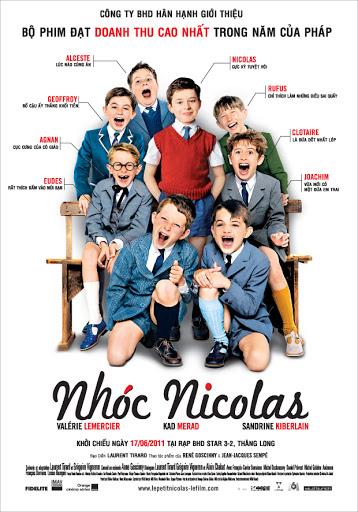 Le Petit Nicolas (album) : petit, nicolas, (album), Nhóc, Nicholas, (phim), Wikipedia, Tiếng, Việt
