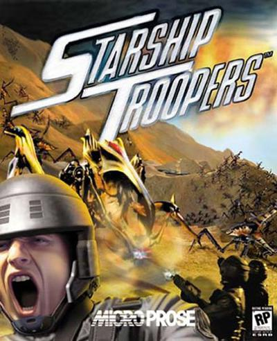 Starship Troopers Terran Ascendancy Wikipedia Ting Vit