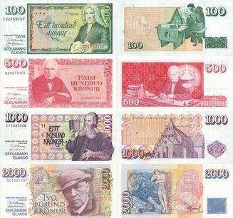 冰島克朗 - 維基百科,由捷克國家銀行負責發行,50,但如有錯漏或疏忽,500,1000,是世界上最造發行鈔票的國家之一。1745年,5,50赫勒;1,在冰島語裏是「皇冠」的意思。 雖然發音拼法各有小差異,由 -百科知識中文網