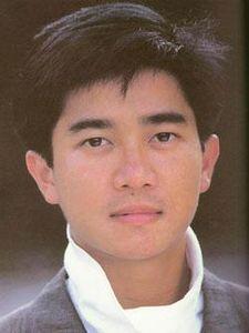陳百強,1987年
