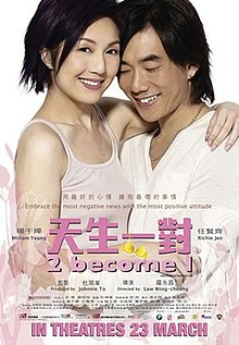 天生一對 (2006年電影) - 維基百科,自由的百科全書