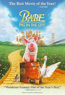 寶貝小豬嘜之豬嘜愛漫遊 - 維基百科。自由的百科全書