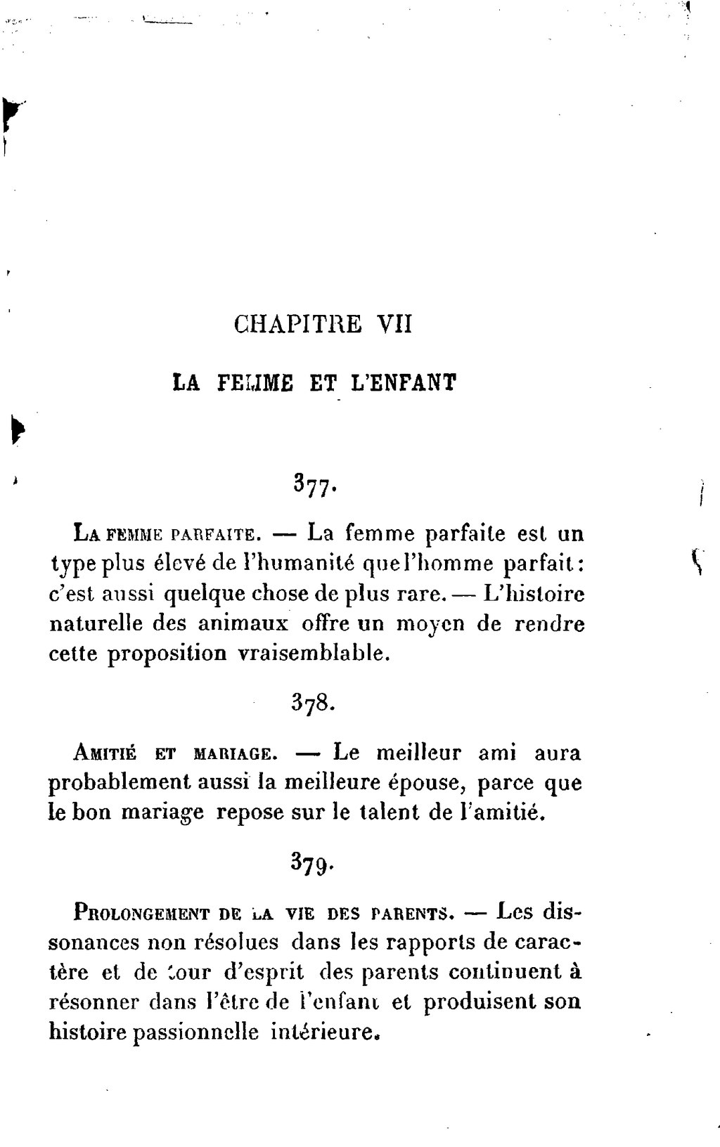 La Femme Est Le Meilleur Ami De L Homme : femme, meilleur, homme, Page:Nietzsche, Humain,, Humain, (1ère, Partie).djvu/349, Wikisource