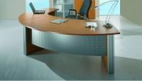 Curve Desk and Curved Return Desk - Direction Style - Desk ...