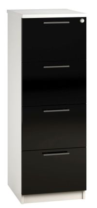 Wooden Filing Cabinets - Trend - two drawer - Online Reality