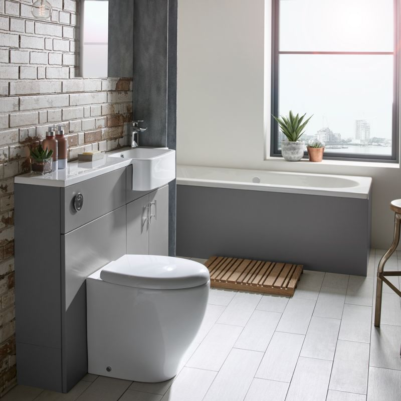 Muse Fitted Furniture  R2 Bathrooms
