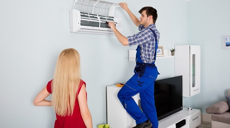 AC Installation Require