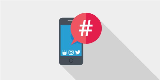 Proper Hashtags