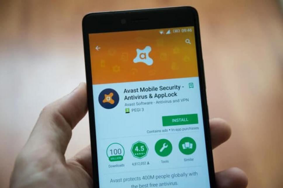Avast Antivirus Smartphones