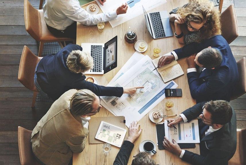Inspect meeting business