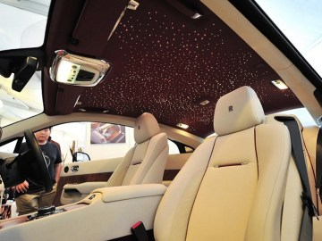 Car Roof Lining