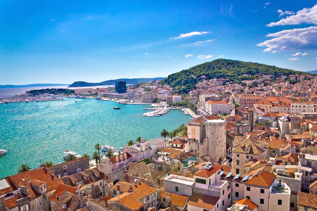 Split Croatia Cities