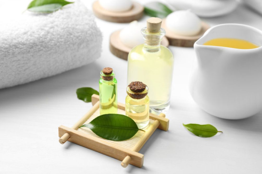 Tea Tree Oil skin care