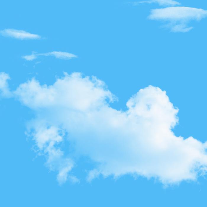 天空云彩PS筆刷,設計圖片,素材免費下載 - 繪藝素材網