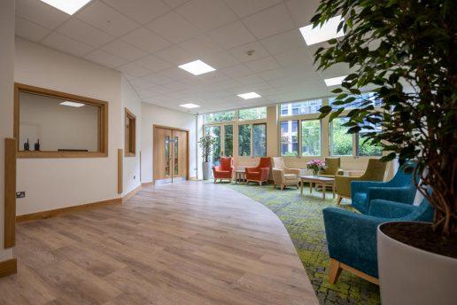 Saint John of God Hospital Riversdale Suite Communal Area