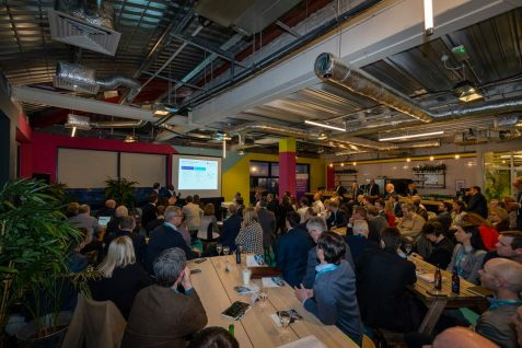 Insurance Ireland Inaugural InsurTech Event Huckletree D2 Image 1
