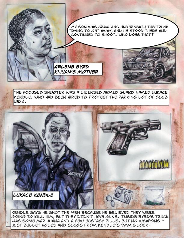Hired Guns graphic 6