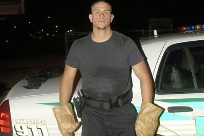 Lukace Kendle police photo